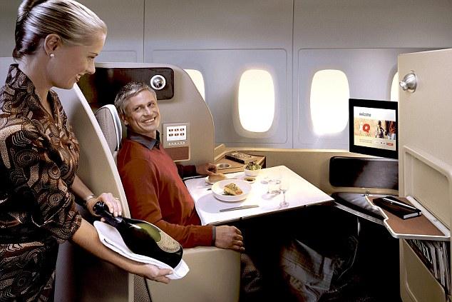 Qantas Enterprise Seats