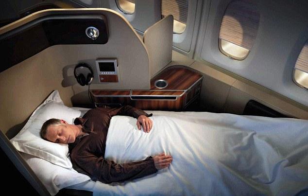 Qantas Enterprise Sleep