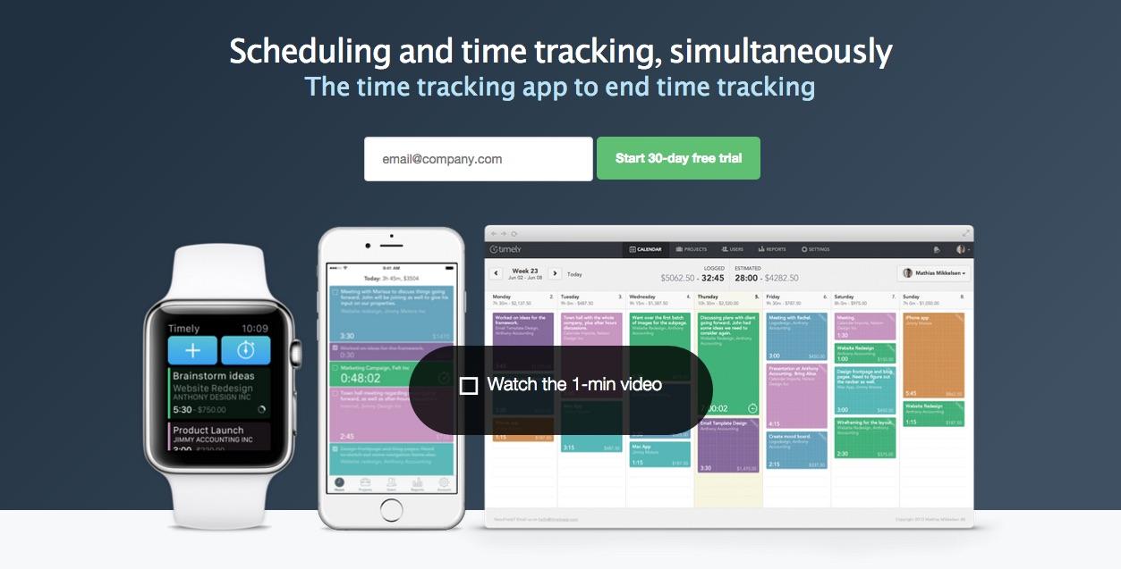 timely app